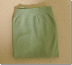 Folded finished Ladies Underwear